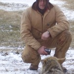 Randy Smith coyote trapping